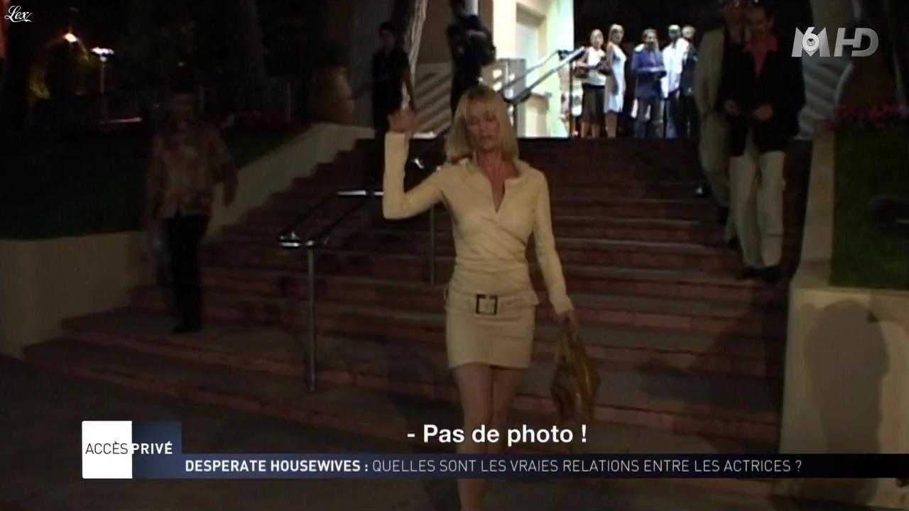 Nicolette Sheridan dans Accès Privé. Diffusé à la télévision le 16/06/12.