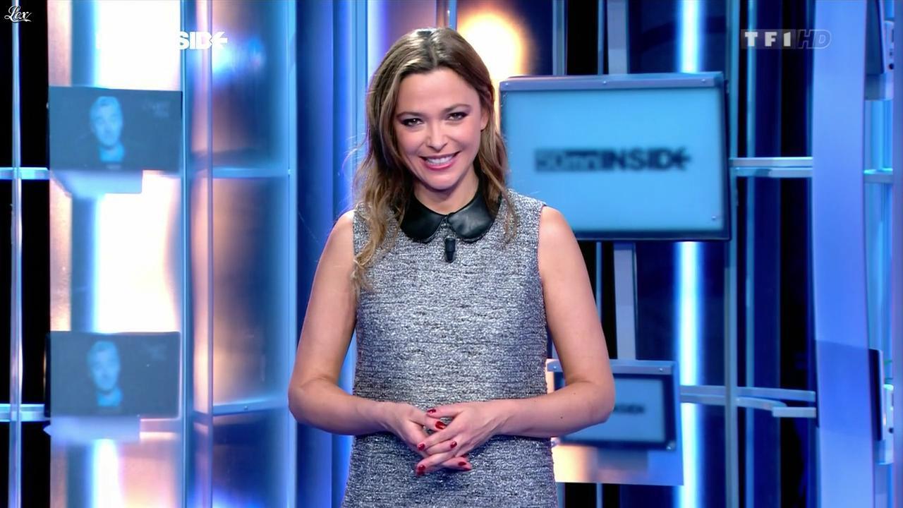 Sandrine Quétier dans 50 Minutes Inside. Diffusé à la télévision le 10/11/12.