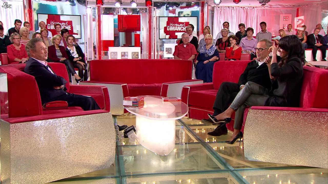 Shy m'dans Vivement Dimanche. Diffusé à la télévision le 30/09/12.