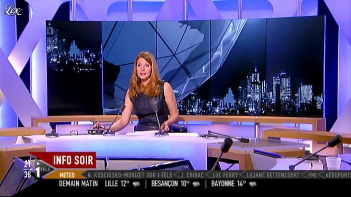Valérie Amarou sur i-Télé. Diffusé à la télévision le 12/06/11.