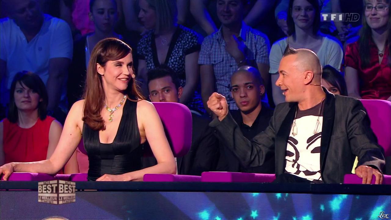 Alessandra Martines dans The Best. Diffusé à la télévision le 30/08/13.