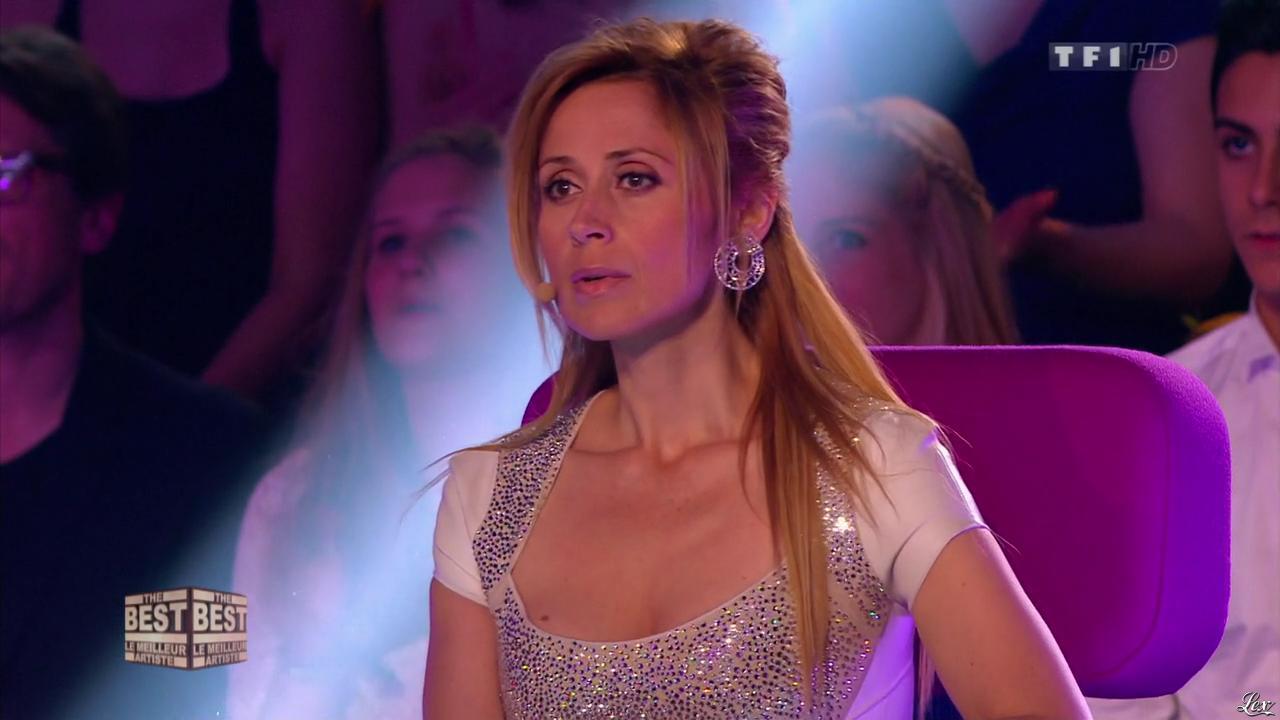 Lara Fabian dans The Best. Diffusé à la télévision le 30/08/13.
