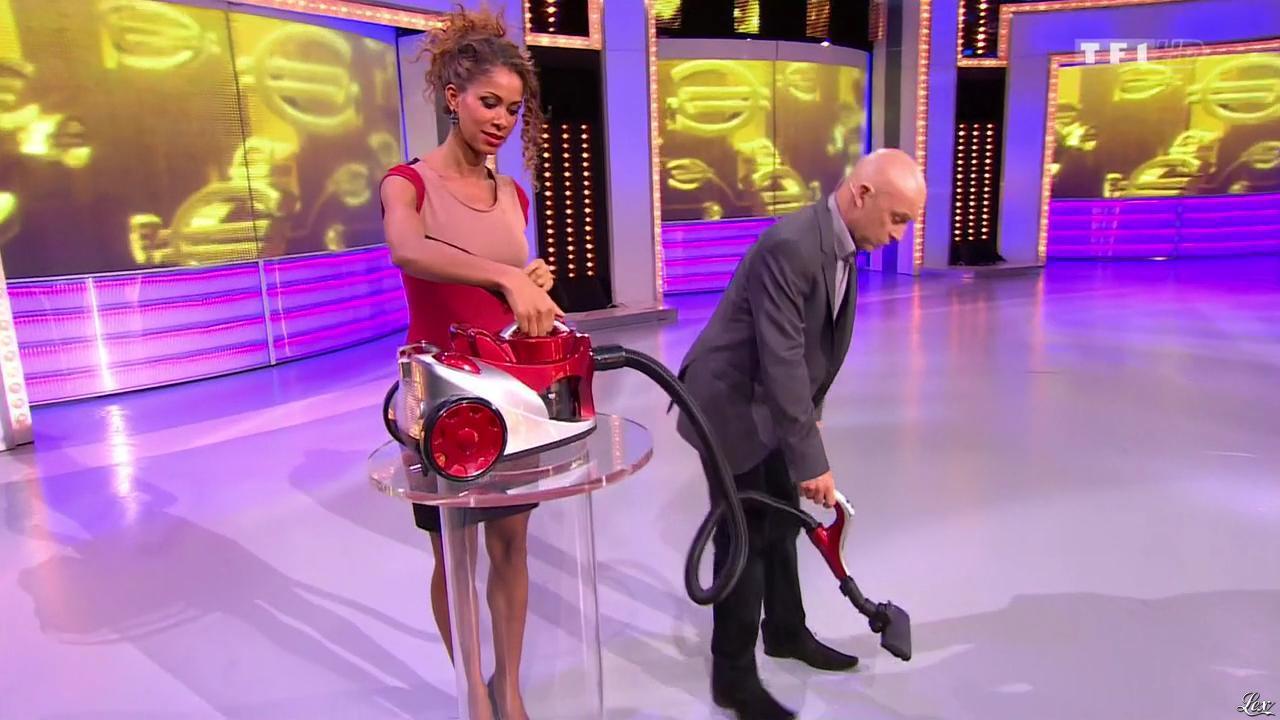 Doris Rouesne dans le Juste Prix. Diffusé à la télévision le 18/10/13.