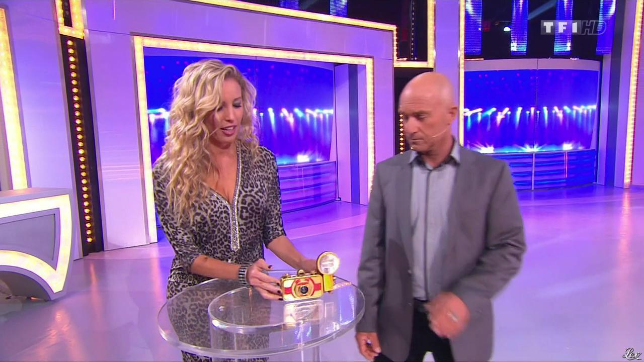 Nadia Aydanne dans le Juste Prix. Diffusé à la télévision le 14/11/13.