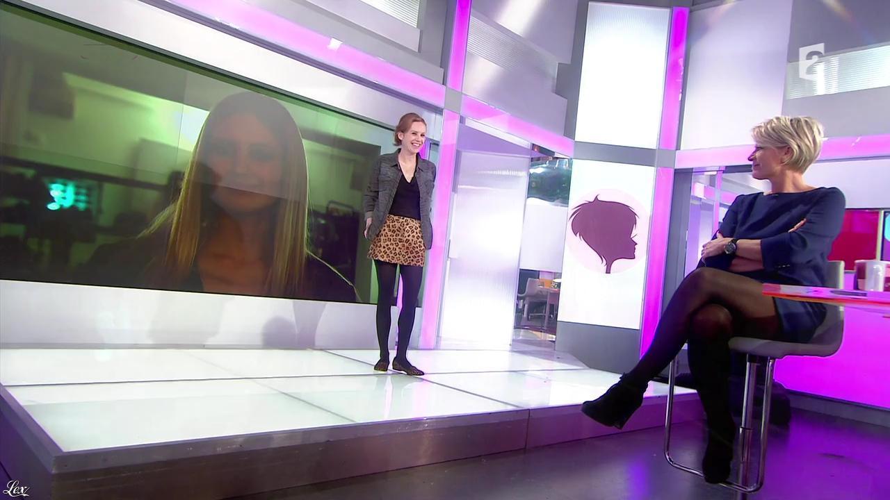 Sophie davant c est au programme 19 11 13 - C est au programme chroniqueur ...