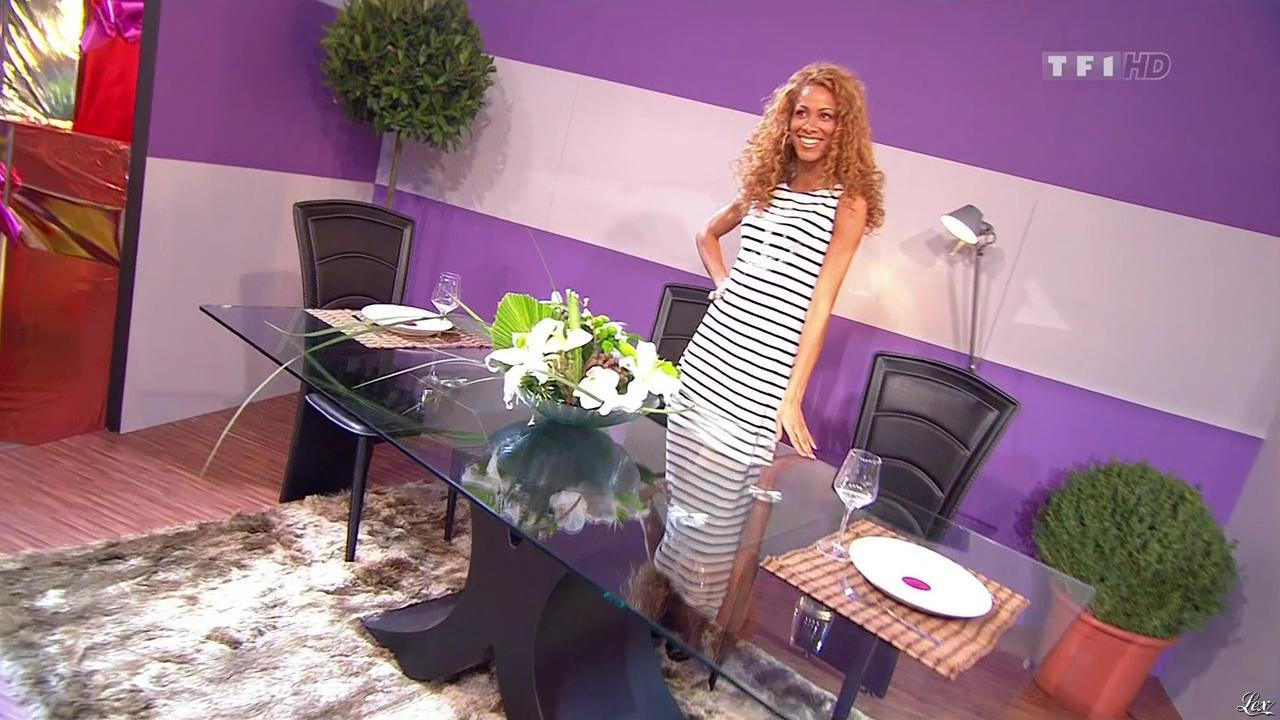 Doris Rouesne dans le Juste Prix. Diffusé à la télévision le 17/03/10.