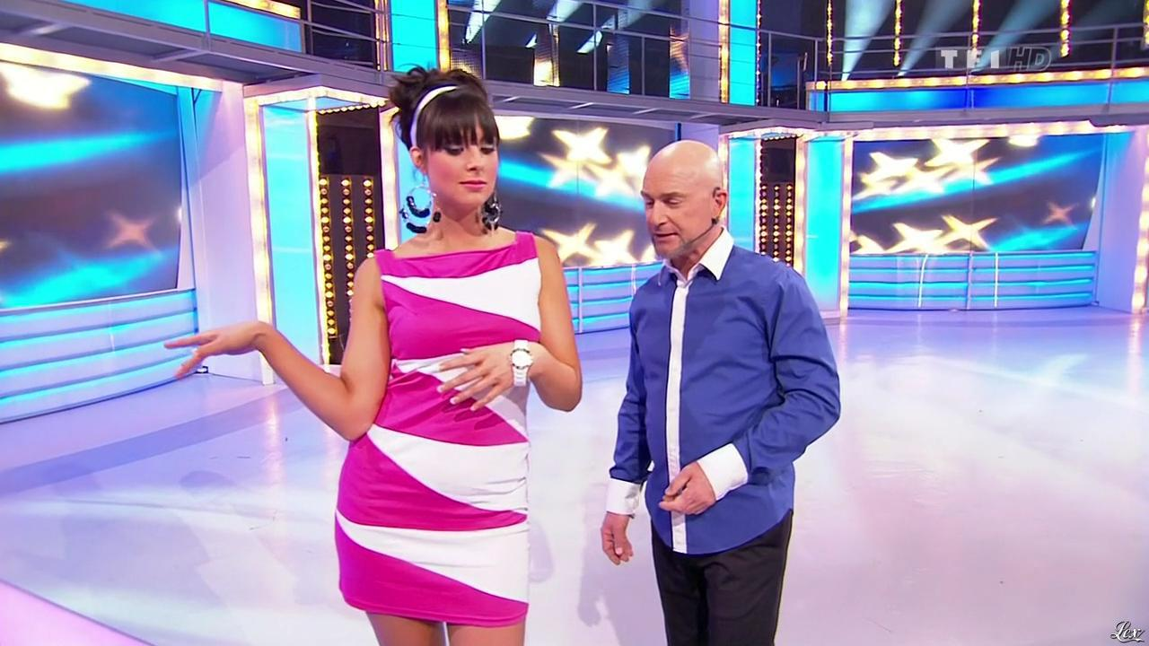 Fanny Veyrac dans le Juste Prix. Diffusé à la télévision le 01/03/10.