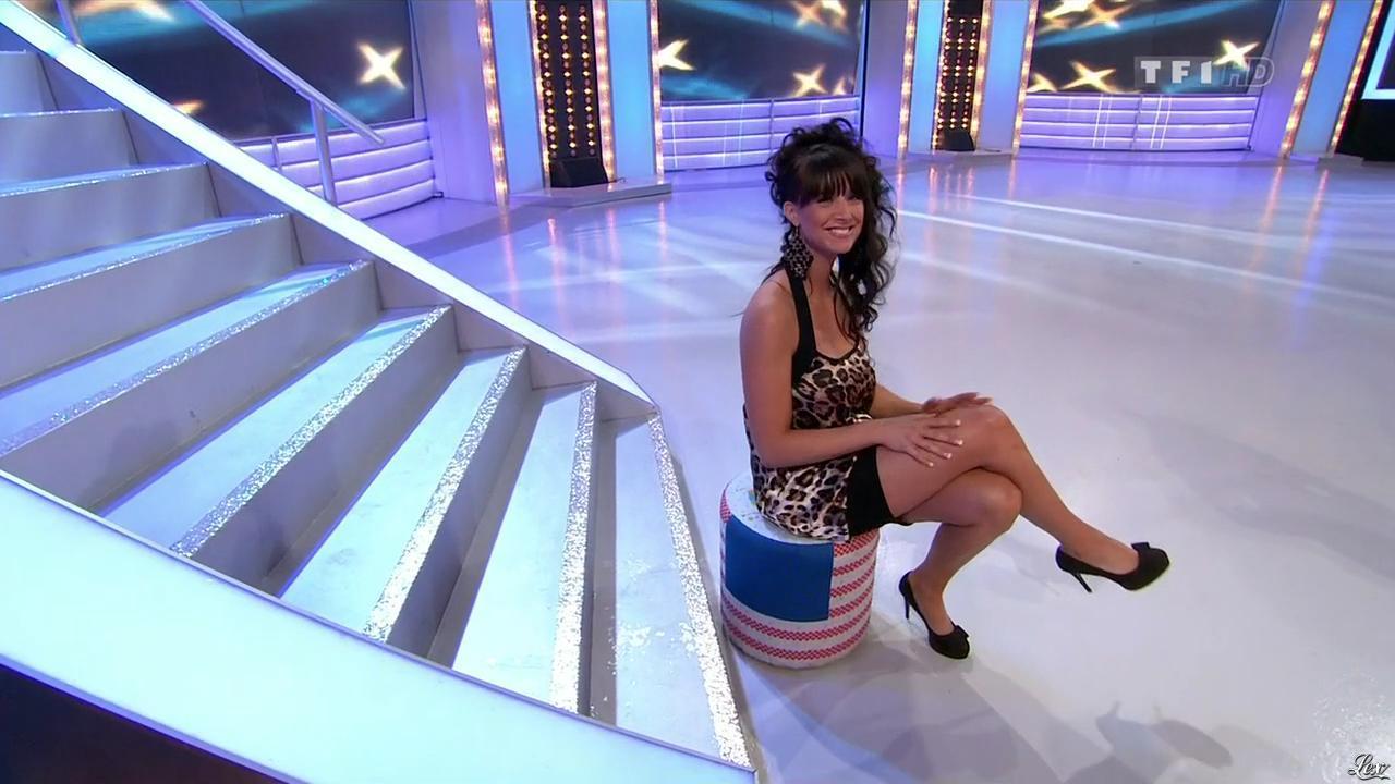 Fanny Veyrac dans le Juste Prix. Diffusé à la télévision le 15/04/10.