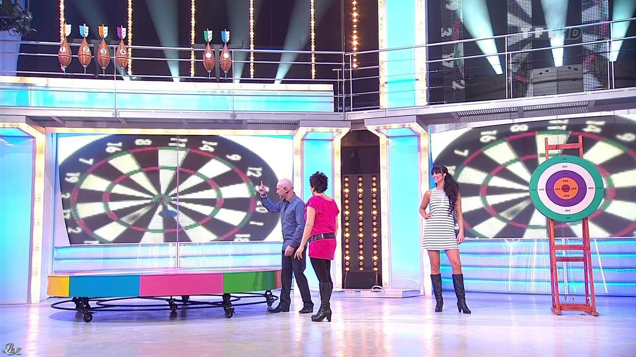 Fanny Veyrac dans le Juste Prix. Diffusé à la télévision le 17/03/10.