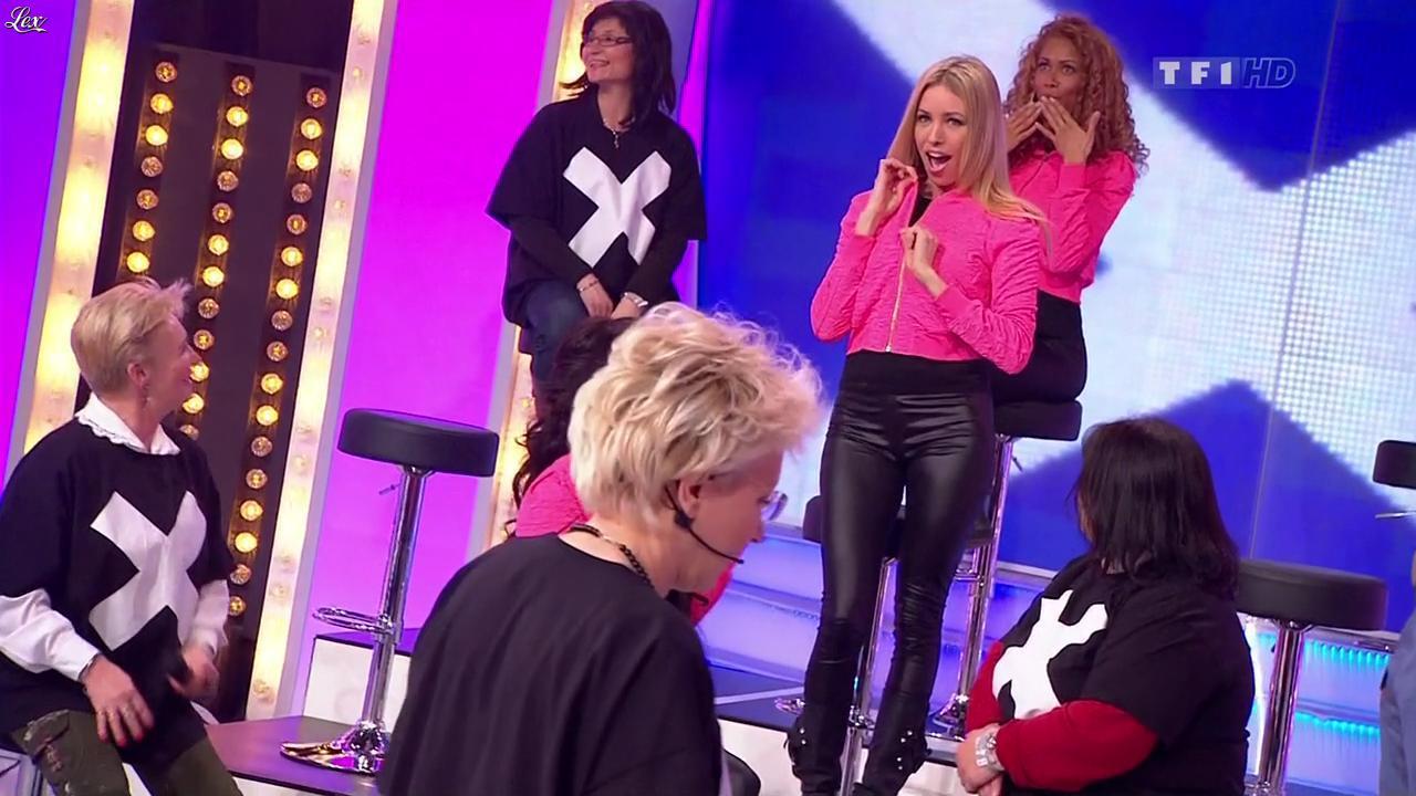 Les Gafettes, Nadia Aydanne et Doris Rouesne dans le Juste Prix. Diffusé à la télévision le 17/03/10.