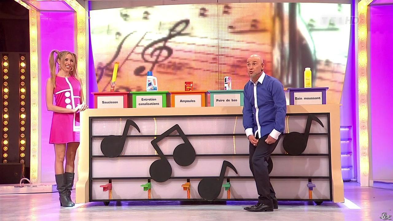 Nadia Aydanne dans le Juste Prix. Diffusé à la télévision le 01/03/10.