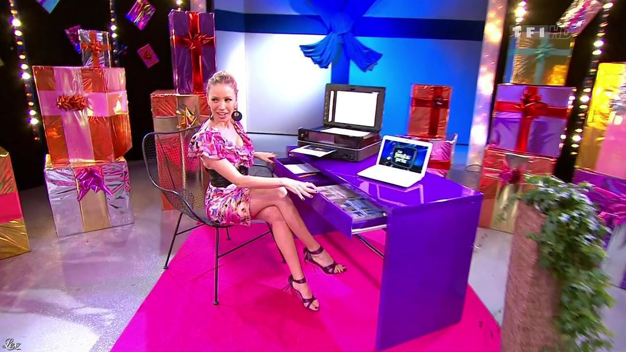 Nadia Aydanne dans le Juste Prix. Diffusé à la télévision le 07/05/10.
