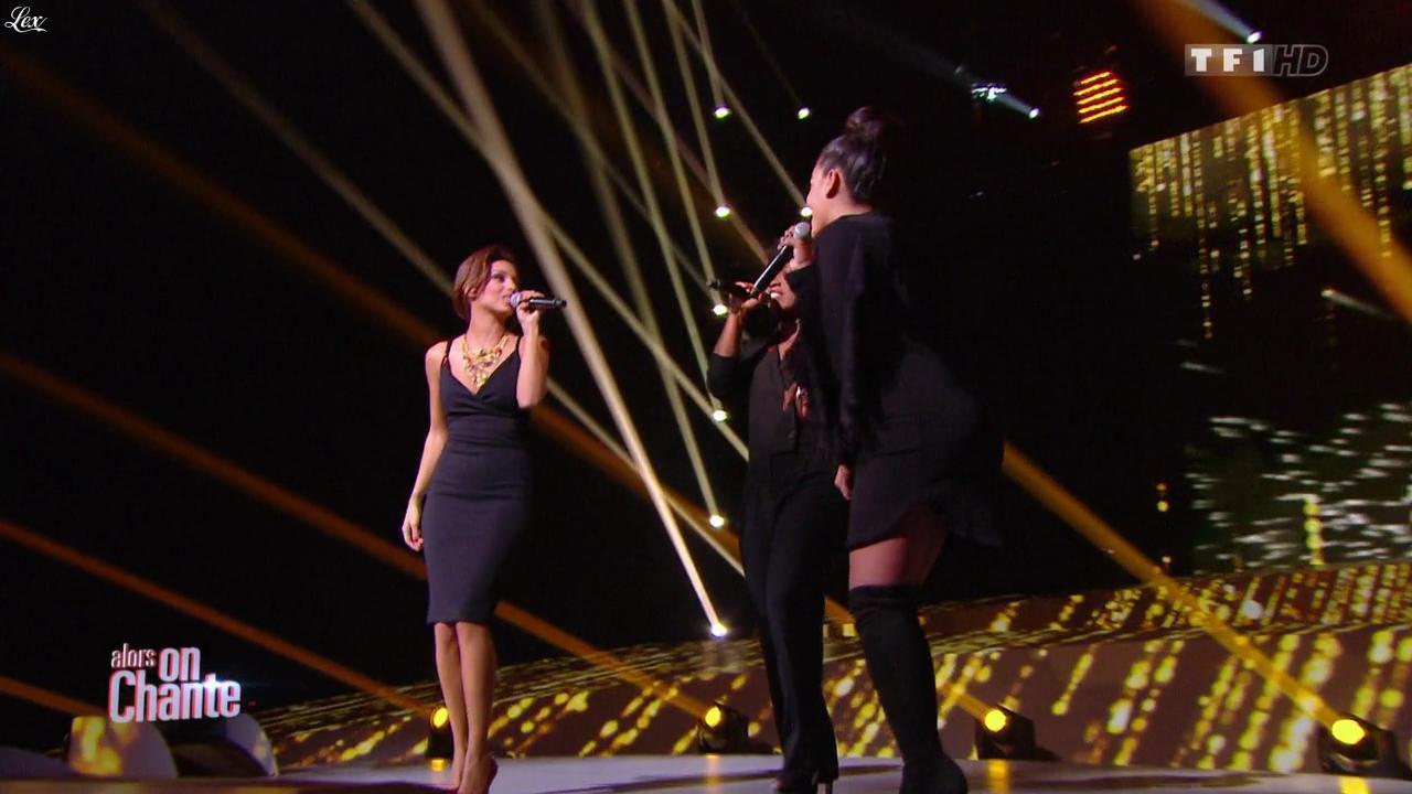 Tal dans Alors On Chante. Diffusé à la télévision le 28/11/14.