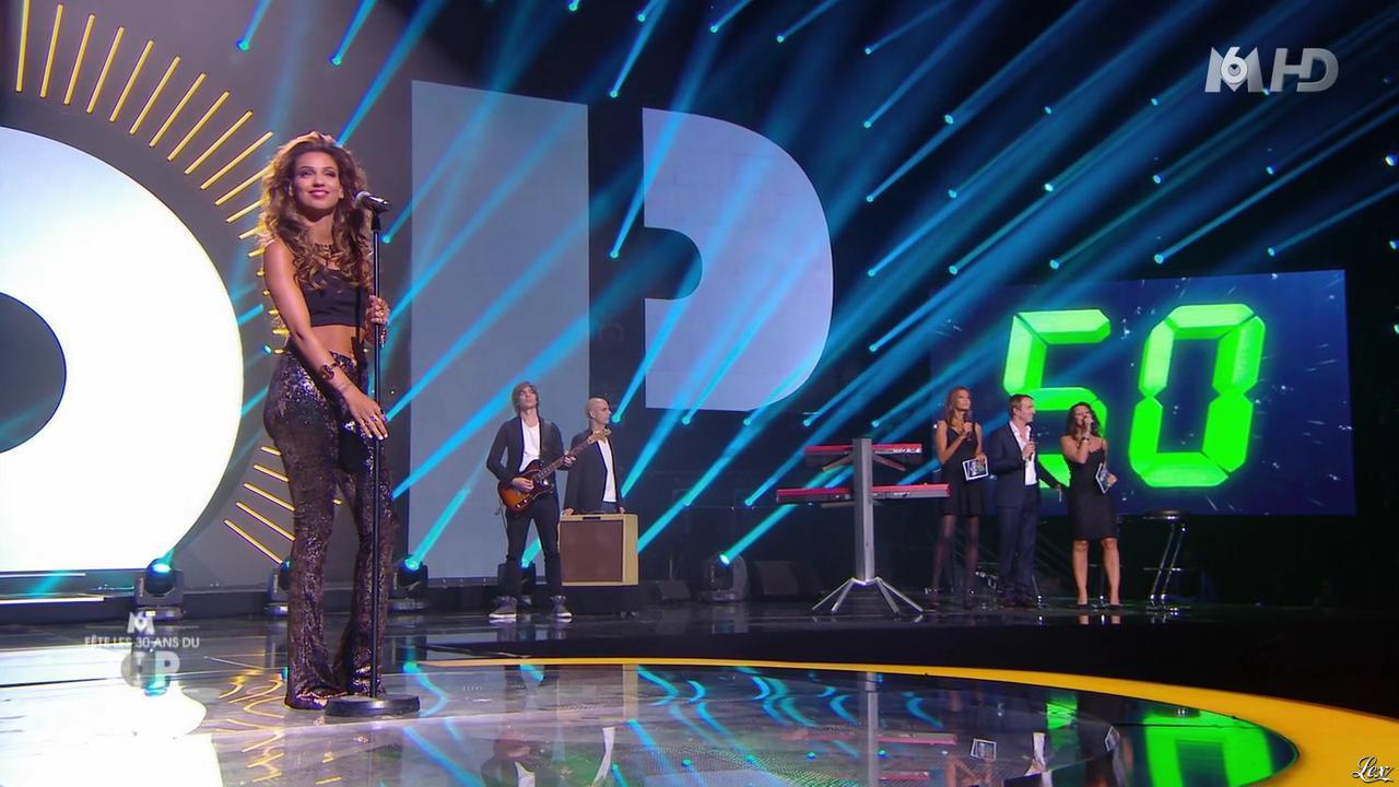 Tal dans M6 Fête les 30 Ans du Top 50. Diffusé à la télévision le 21/10/14.