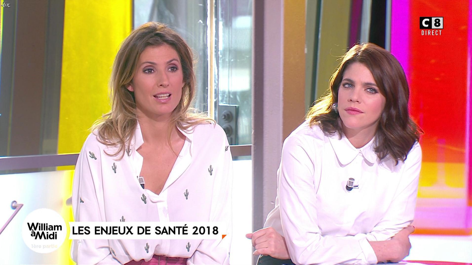 Caroline Ithurbide dans William à Midi. Diffusé à la télévision le 10/01/18.