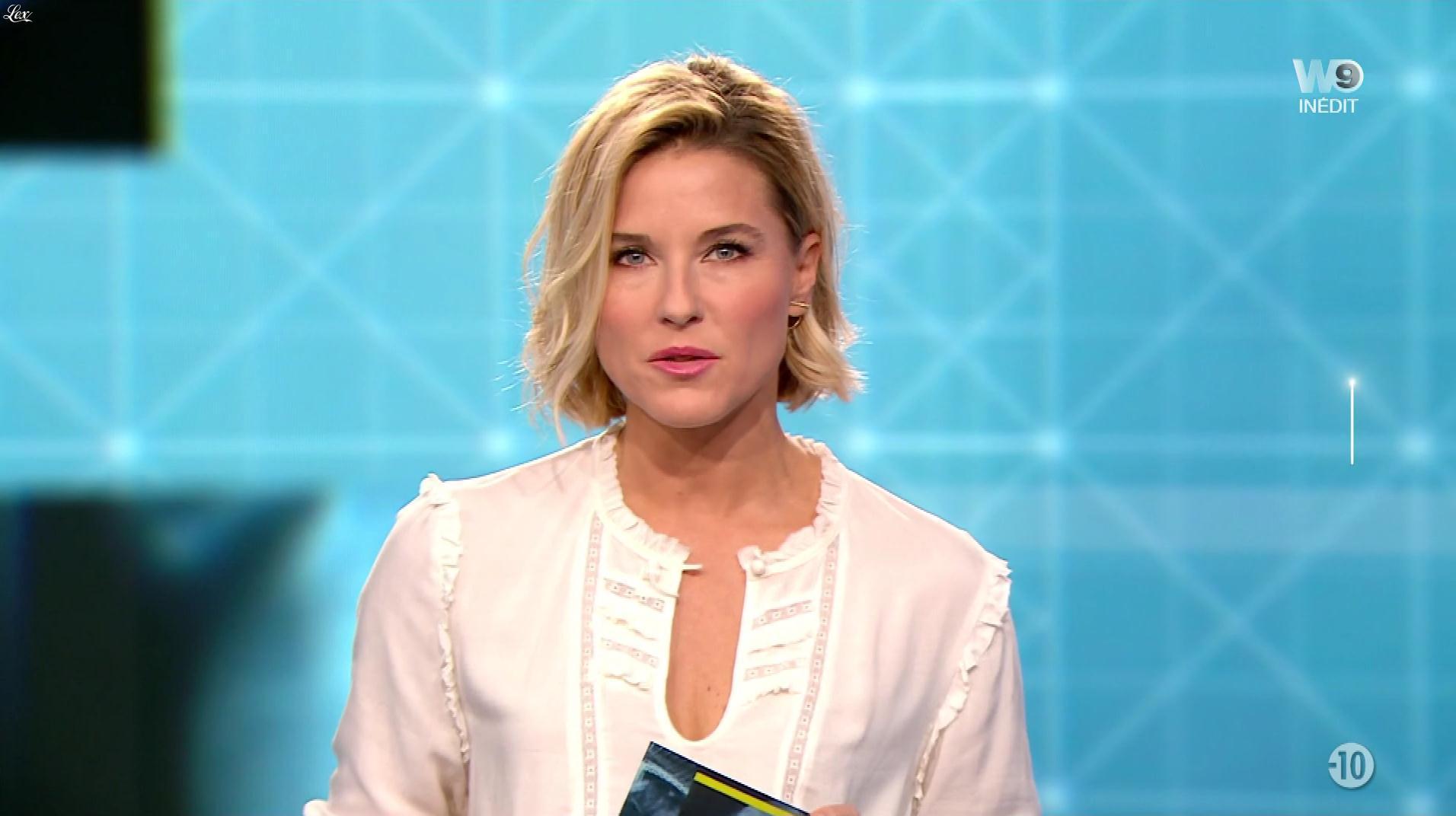 Stéphanie Renouvin dans Véto de Choc. Diffusé à la télévision le 25/01/18.