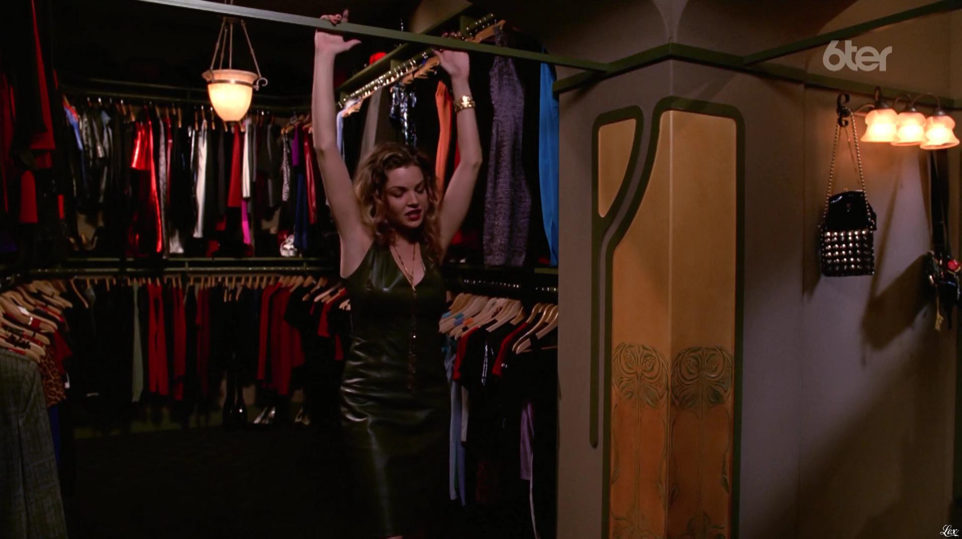 Clare Kramer dans Buffy Contre les Vampires. Diffusé à la télévision le 28/06/17.