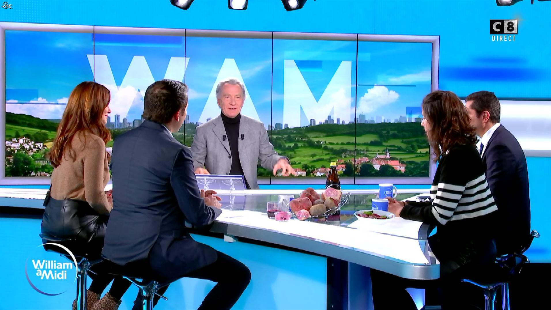 Caroline Munoz et Raphaele Marchal dans William à Midi. Diffusé à la télévision le 05/12/19.