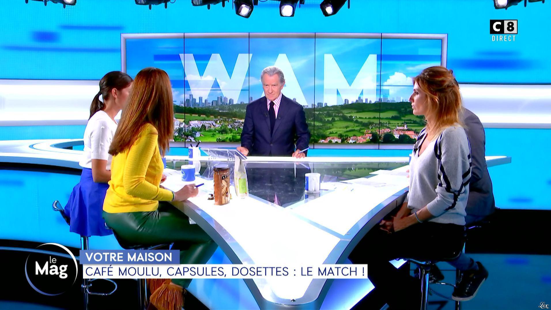 Caroline Munoz dans William à Midi. Diffusé à la télévision le 15/10/19.