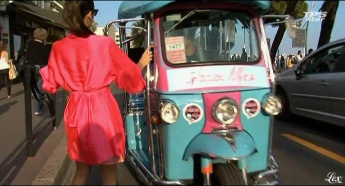 Elise Chassaing dans la Quotidienne Du Cinema. Diffusé à la télévision le 20/05/11.