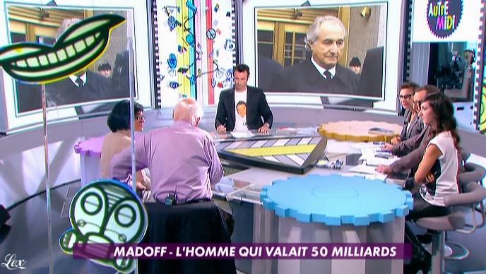 Elise Chassaing dans un Autre Midi. Diffusé à la télévision le 13/11/10.