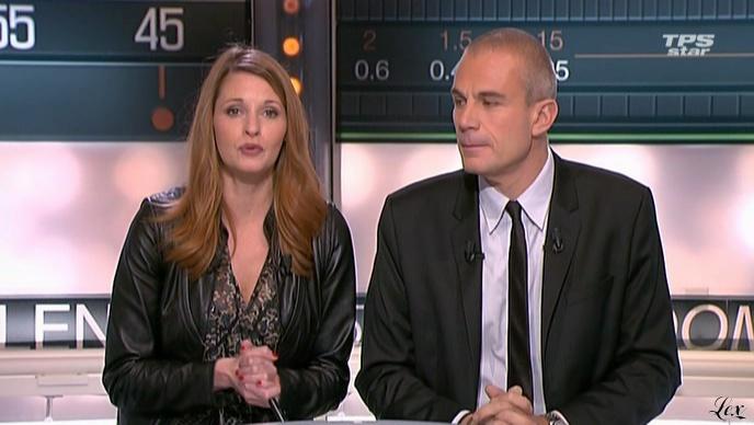 Valérie Amarou dans la Quotidienne Du Cinema. Diffusé à la télévision le 14/02/11.