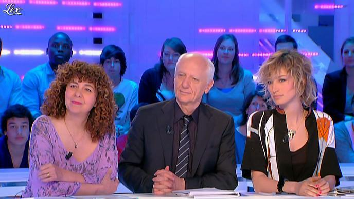 Pauline Lefèvre dans la Nouvelle Edition. Diffusé à la télévision le 03/05/12.