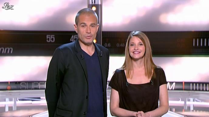 Valérie Amarou dans la Quotidienne du Cinema. Diffusé à la télévision le 01/09/11.
