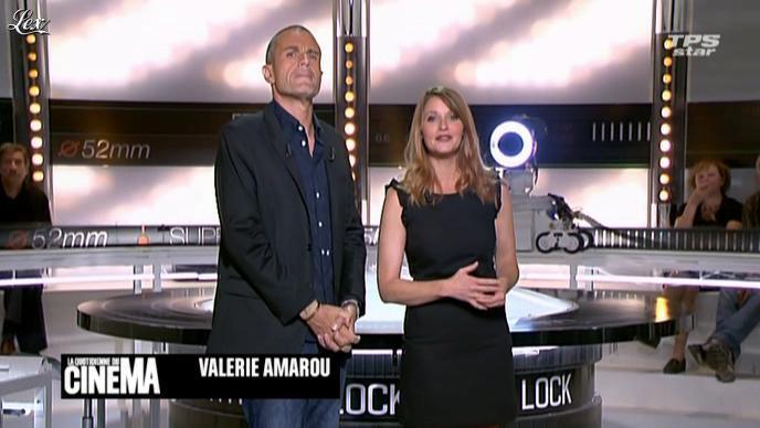 Valérie Amarou dans la Quotidienne du Cinema. Diffusé à la télévision le 03/06/11.
