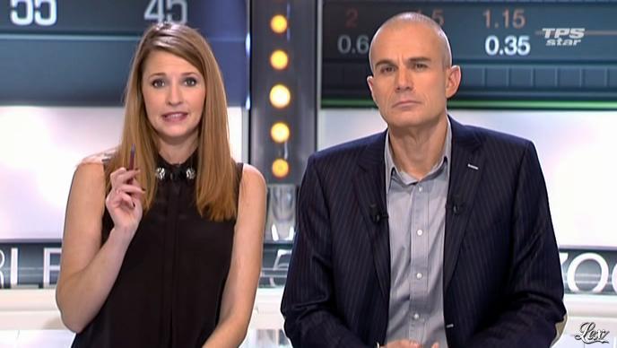 Valérie Amarou dans la Quotidienne du Cinema. Diffusé à la télévision le 03/11/11.