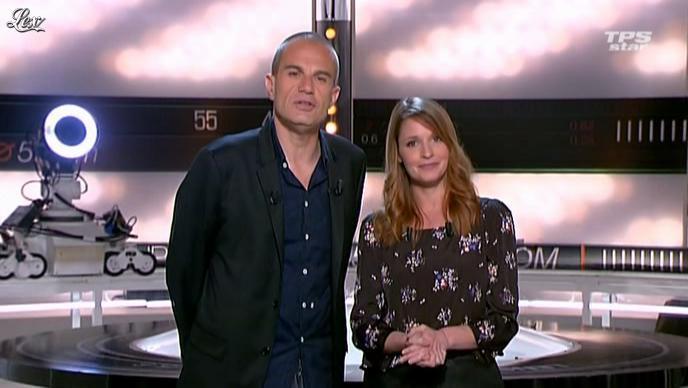 Valérie Amarou dans la Quotidienne du Cinema. Diffusé à la télévision le 06/05/11.