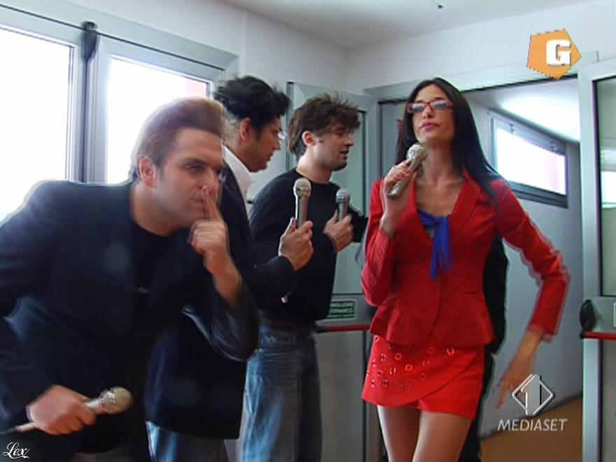 Alessia Fabiani dans Guida Al Campionato. Diffusé à la télévision le 06/04/08.