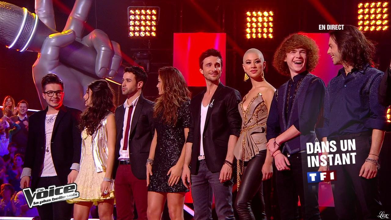 Diese dans Teaser The Voice. Diffusé à la télévision le 27/04/13.