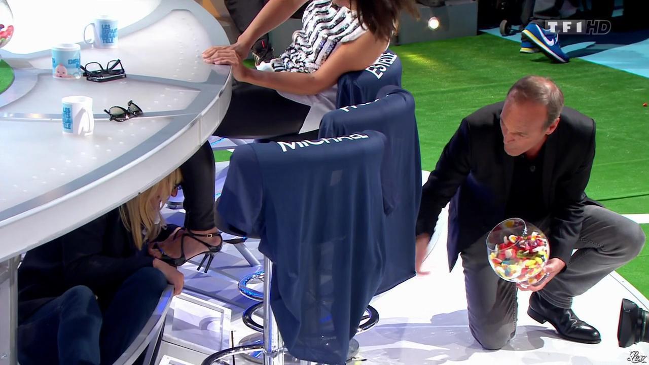 Estelle Denis dans les Enfants de la Télé. Diffusé à la télévision le 07/06/14.