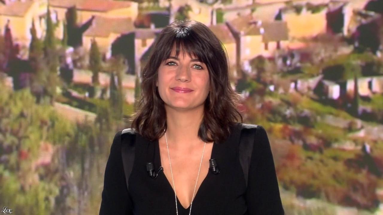 Estelle Denis dans Loto. Diffusé à la télévision le 09/06/14.