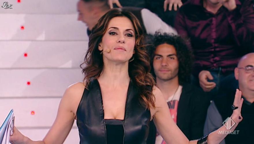Rossella Brescia dans Uman Take Control. Diffusé à la télévision le 09/05/11.