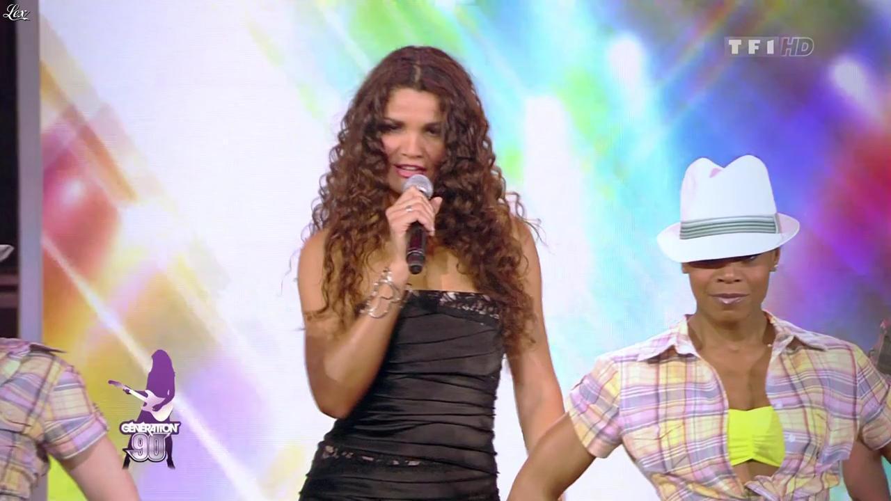 Bellini dans Génération 90. Diffusé à la télévision le 31/07/10.