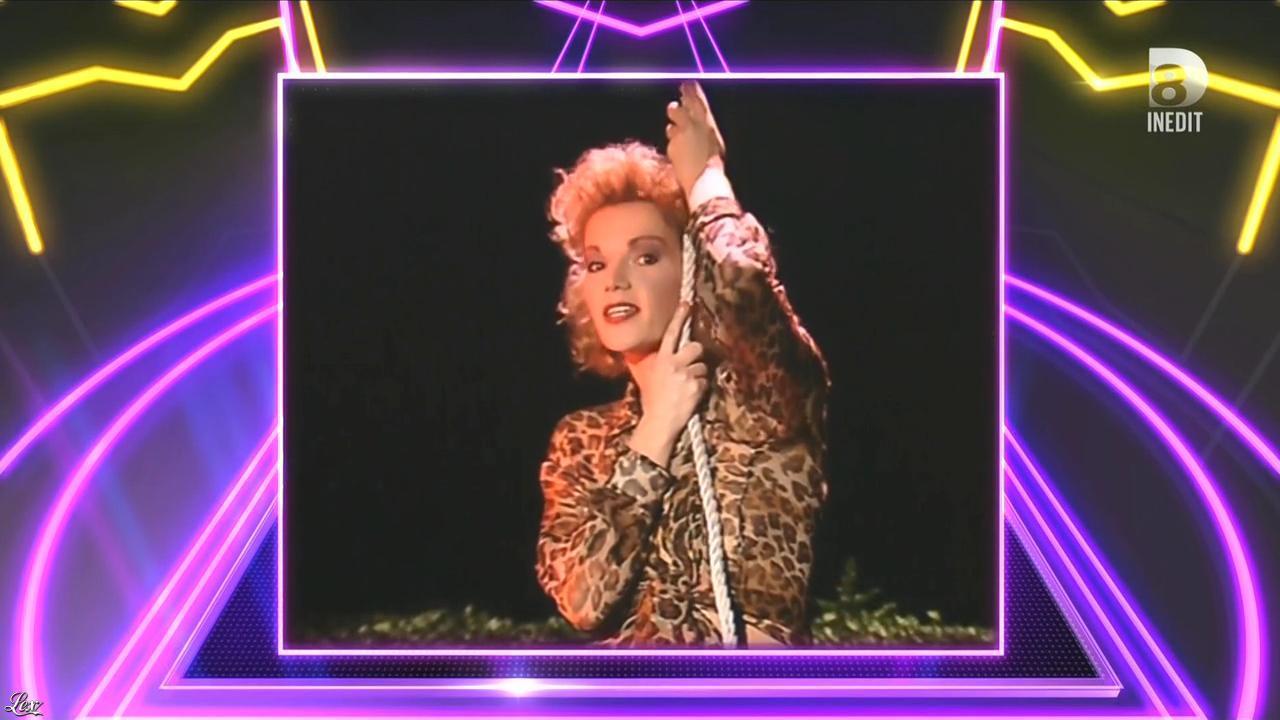 Brigitte Lahaie dans le Grand Match de la Télévision. Diffusé à la télévision le 30/04/15.