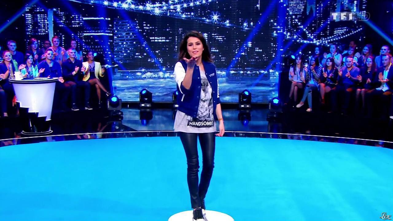 Karine Ferri dans Vendredi, Tout Est Permis. Diffusé à la télévision le 15/05/15.