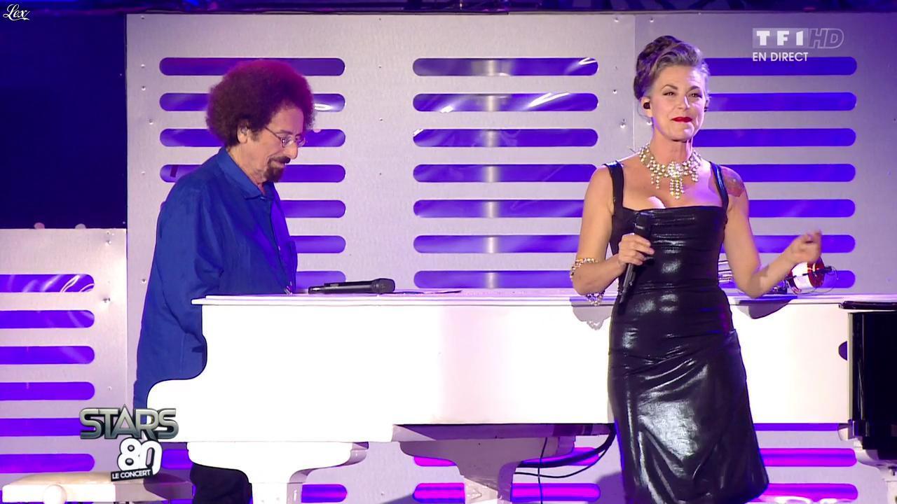 Lio dans Stars 80. Diffusé à la télévision le 09/05/15.