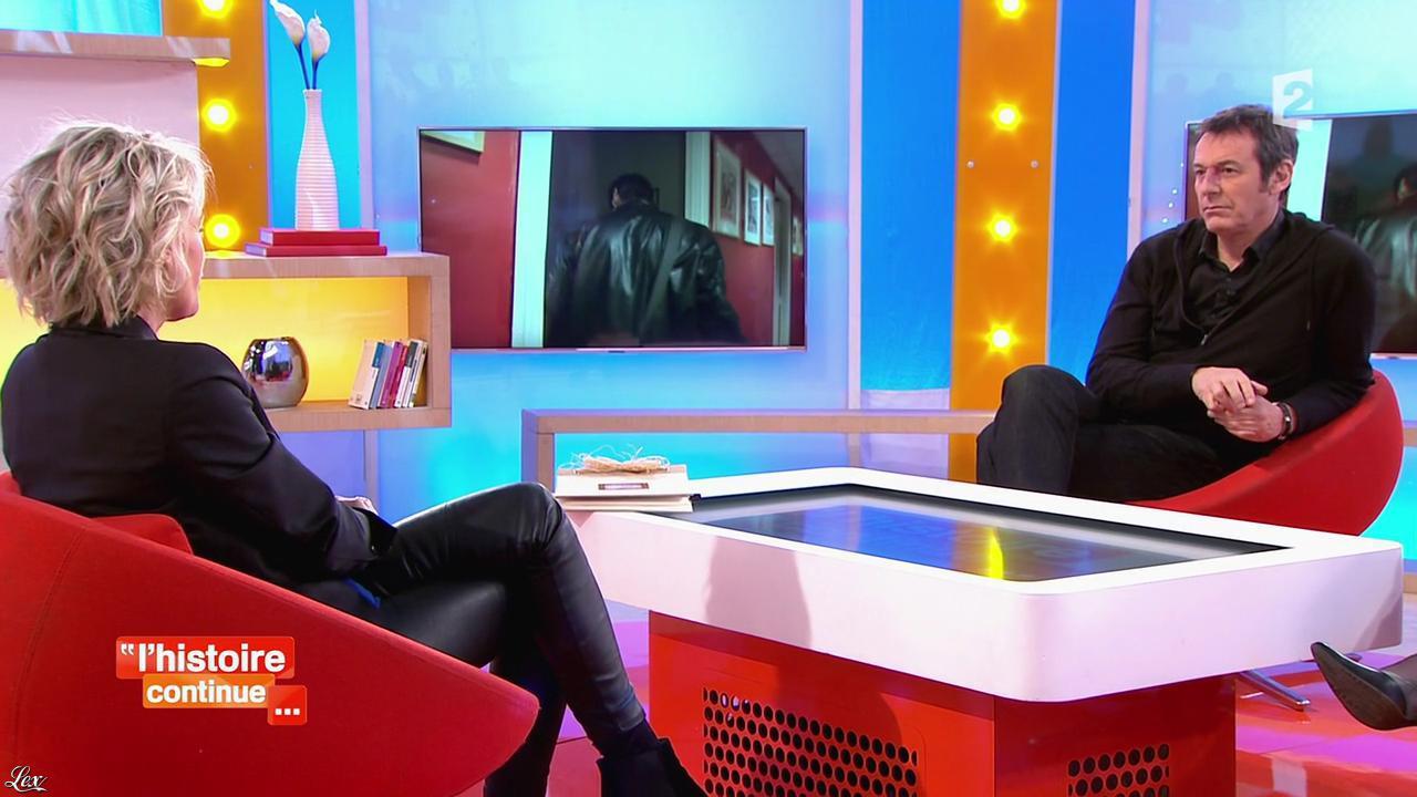Sophie Davant dans Toute une Histoire. Diffusé à la télévision le 02/03/15.