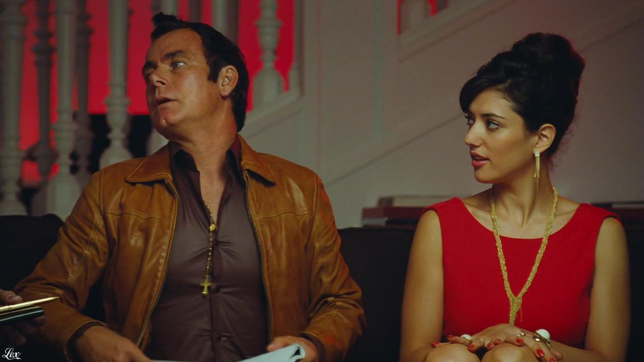 Vanessa Guide dans les Seigneurs. Diffusé à la télévision le 12/04/15.