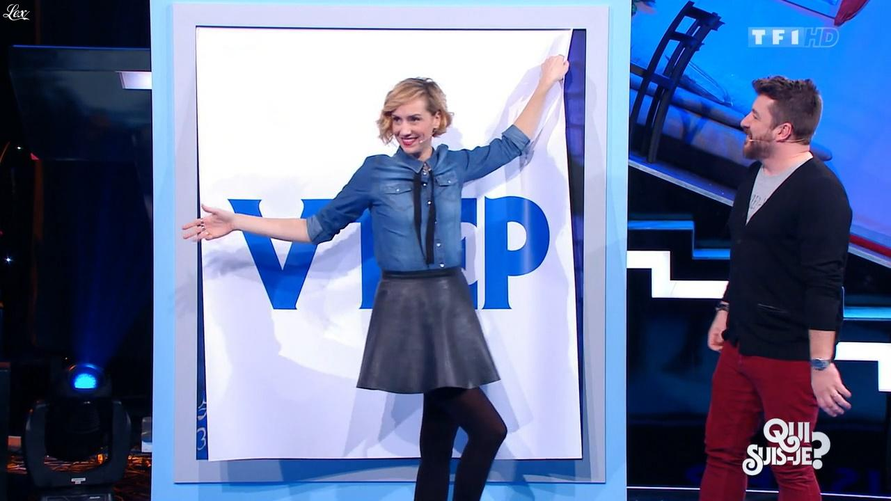 Anne-Sophie Girard dans Vendredi, Tout Est Permis. Diffusé à la télévision le 29/01/16.