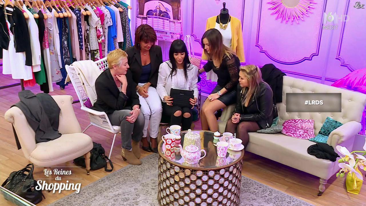Candidate dans les Reines du Shopping. Diffusé à la télévision le 05/04/16.