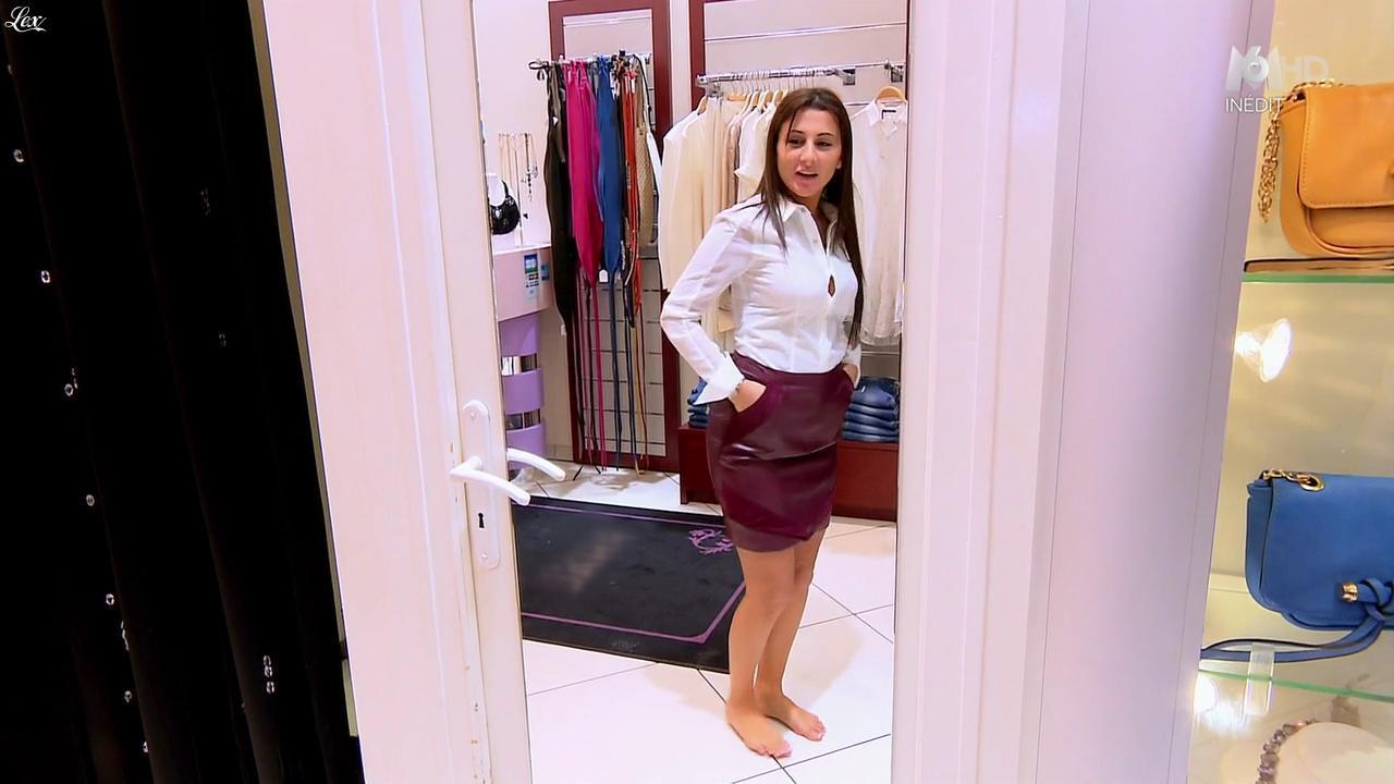Candidate dans les Reines du Shopping. Diffusé à la télévision le 18/02/16.