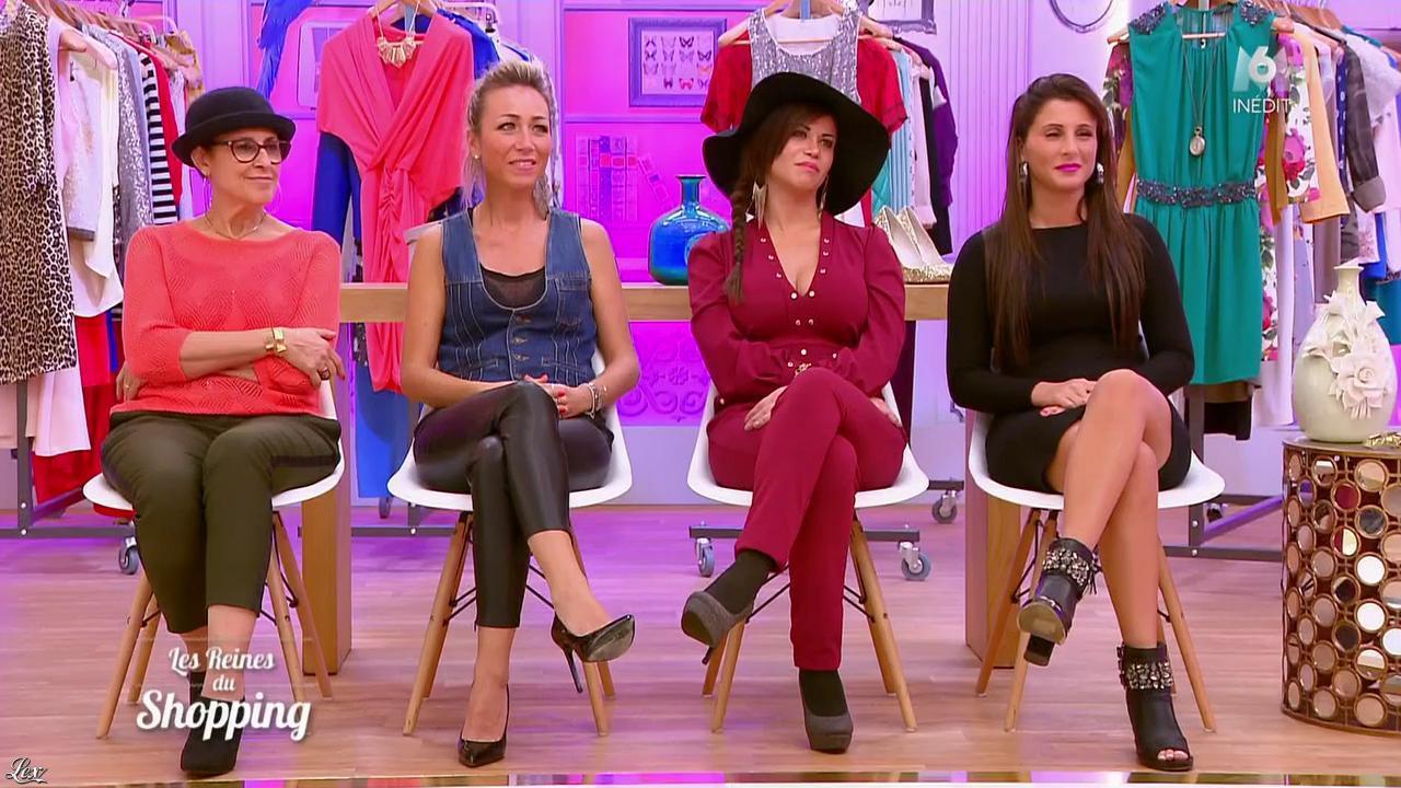 Candidates dans les Reines du Shopping. Diffusé à la télévision le 16/02/16.