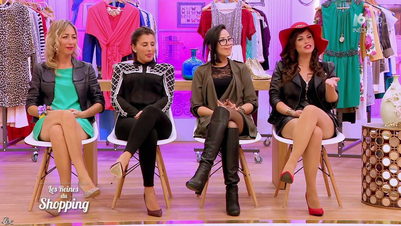 Candidates dans les Reines du Shopping. Diffusé à la télévision le 17/02/16.