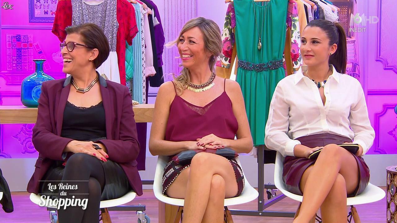 Candidates dans les Reines du Shopping. Diffusé à la télévision le 19/02/16.