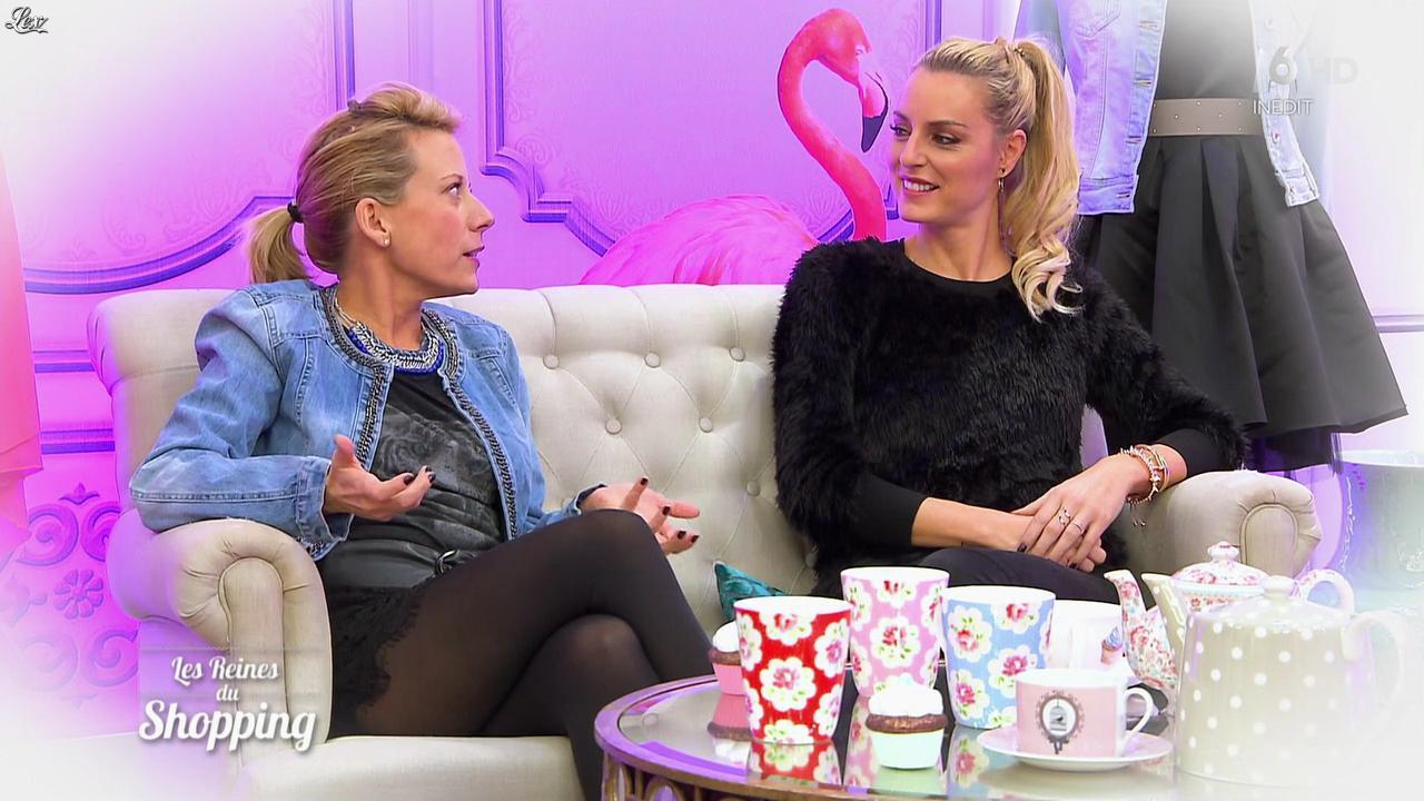 Candidates dans les Reines du Shopping. Diffusé à la télévision le 25/02/16.
