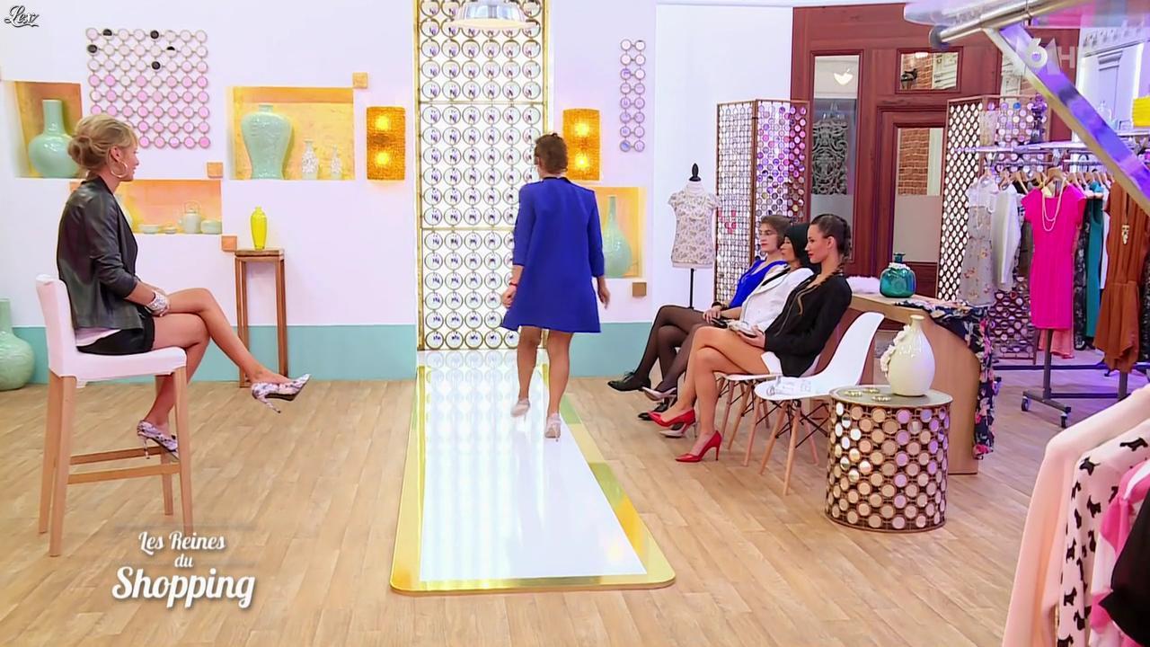 Candidates dans les Reines du Shopping. Diffusé à la télévision le 25/03/16.